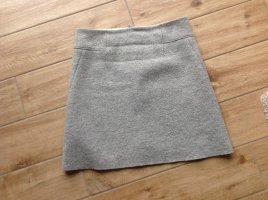 Marc O'Polo Wool Skirt oatmeal-light grey new wool