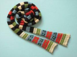 Promod Bufanda de lana multicolor Lana