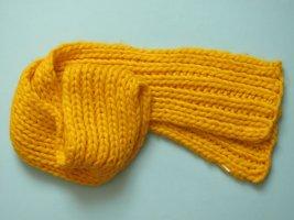 Wollschal Schal von Manguun in Gelb
