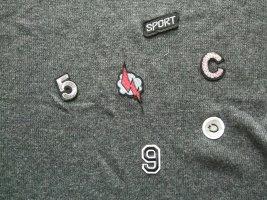 Codello Écharpe en laine gris