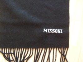 Missoni Bufanda de lana negro