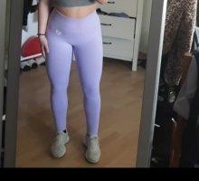 Leggings lila