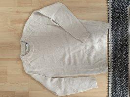 Wood Wood Maglione girocollo bianco sporco Lana d'angora