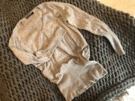 Woolovers Cashmere Pullover Grau Jades Kaschmir Wolle Mytheresa Top