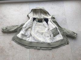 Woolrich Veste d'hiver multicolore fibre textile