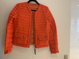 Woolrich Down Jacket neon orange