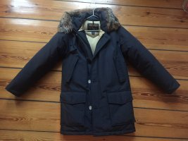 Woolrich Outdoor Jacket dark blue