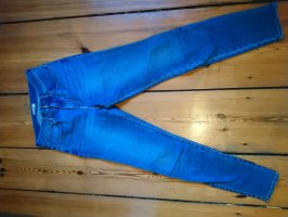 Wrangler Jeans a vita alta azzurro