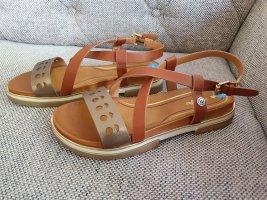 Wrangler Sandalen neu gr. 39 Sandaletten braun bronze beige