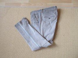 Cambio Chinos dark grey cotton
