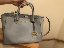 Wunderschöne Babyblaue Michael Kors Tasche