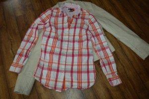 Wunderschöne Baumwoll Bluse Gr. 36 Tommy Hilfiger