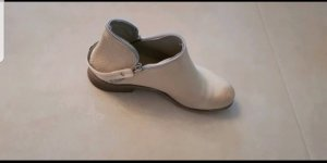 Ankle Boots cream