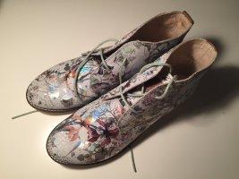 Wunderschöne bunte Stiefeletten von S.Oliver