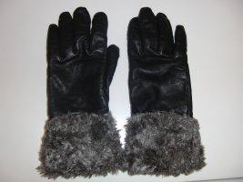 Wunderschöne, edle & elegante Lederhandschuhe von ROECKL - Gr. 7 - UNGETRAGEN