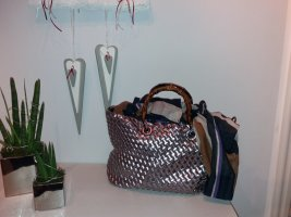 Turn Bag dark grey-lilac