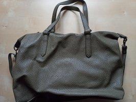 Wunderschöne grüne Tasche Handtasche Cross Body Umhängetasche wenig gebraucht!