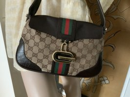 Wunderschöne Gucci Jackie Bag / Mini Shoulder Bag Modell-Nr. 130846
