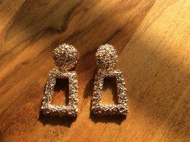 Statement Earrings sand brown