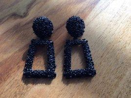 Statement Earrings black