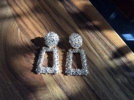 Statement Earrings light grey