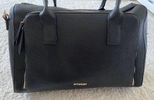 Wunderschöne Otto Kern Handtasche schwarz