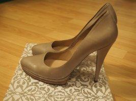Wunderschöne, sexy Lederhigh Heels von Pura Lopez