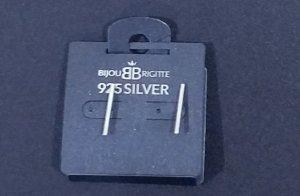 Bijou Brigitte Ear stud silver-colored