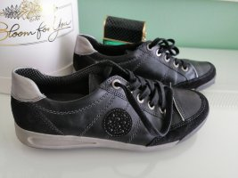 ara Lace-Up Sneaker black leather