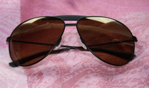 Emporio Armani Gafas negro Material sintético