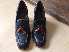 Tod's Chaussure décontractée brun-noir