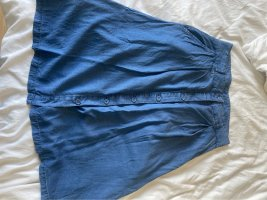 Mavi Gonna midi blu fiordaliso-blu acciaio