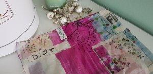 Christian Dior Neckerchief multicolored cotton