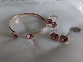 Bangle rose-gold-coloured-pink