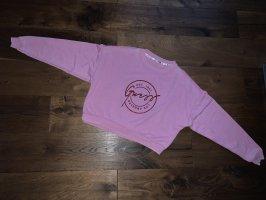 Guess Suéter rosa neón