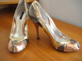 Dolce & Gabbana Chaussures Richelieu multicolore