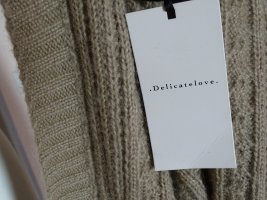 Delicate Love Knitted Cardigan multicolored mohair