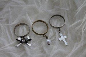 Wundervolles Ring-Set