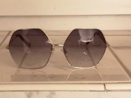 MNG Angular Shaped Sunglasses multicolored
