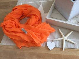 Codello Bufanda arrugada naranja
