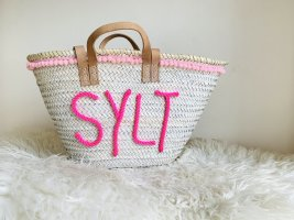 XXL Strandtasche Shopper SYLT Korbtasche NEU!!
