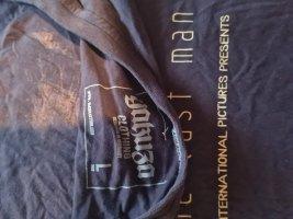 Yakuza T-shirt grigio-grigio scuro