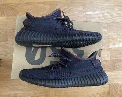 Yeezy Sneaker con tacco nero