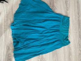 C&A Yessica Balloon Skirt light blue mixture fibre