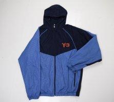 Adidas Y3 Veste de sport bleu-orange fluo