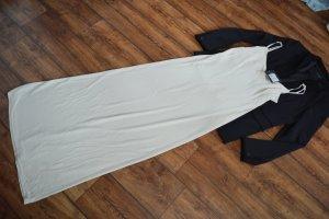 YUMI MAZAO Paris Kleid strechig creme Gr. 40 mit Etiekett
