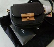Yves Saint Laurent Gekruiste tas zwart-goud