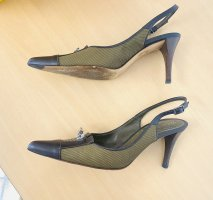 Yves Saint Laurent Slingback Pumps 37,5