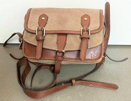 Zadig & Voltaire Shoulder Bag multicolored leather