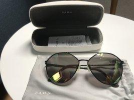 Zara Glasses black-sand brown